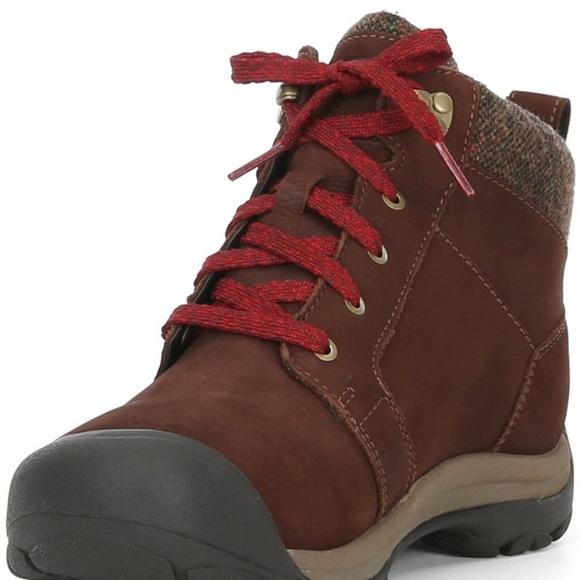 keen kaci ii winter mid waterproof hiking boot